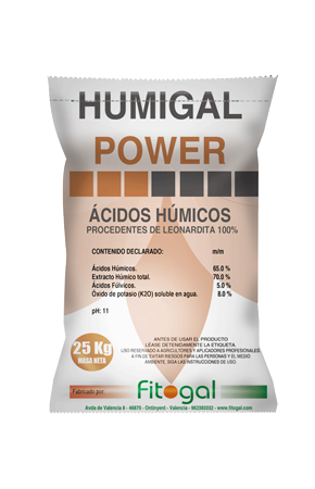 Packaging-HUMIGAL-POWER